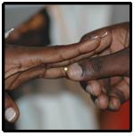 Til Bryllup i Uganda